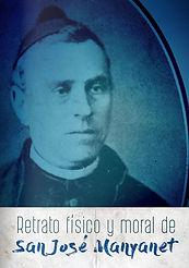 RETRATO FÍSICO Y MORAL DE SAN JOSE MANYA
