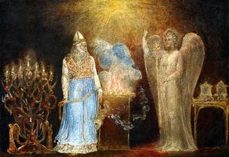 El silencio de Zacarías es actual. San Agustín, por Nestor Mora Núñez