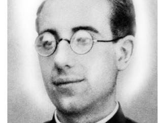 13 de noviembre (1936): Martirio del P. Roberto Montserrat Beliart,por el P. Josep M. Blanquet SF