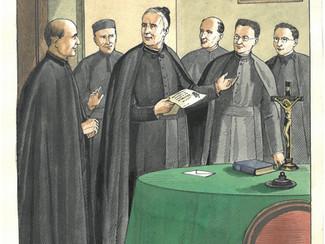 22 de junio: Aprobación Canónica de la Congregación y Constituciones, Testimonio del P. Luis Tallada