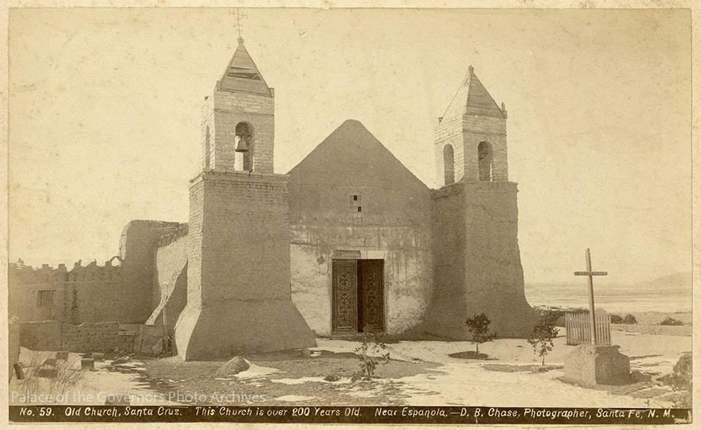 SANTA CRUZ DE LA CAÑADA 1892