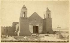 LA PARROQUIA SANTA CRUZ DE LA CAÑADA, 1920