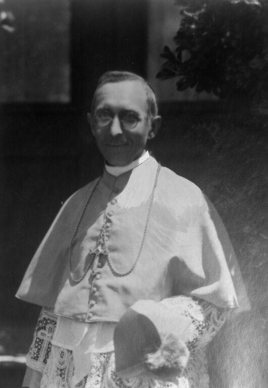 ARCHBISHOP ALBERT T DAEGER OF SANTA FE 1919 TO 1932