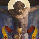 BERZOSA, Raul 1975 Cristo Eucaristico 20