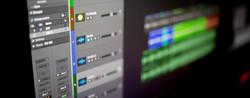 audio screen