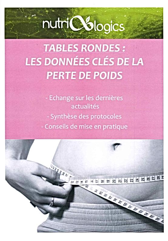 4. 2019 - Nutrilogics - Table ronde pert