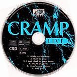 CRAMP live CD von 1996