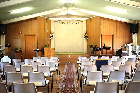 cartwright gospel chapel