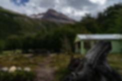 Refugio Los Troncos (Piedra del Fraile)