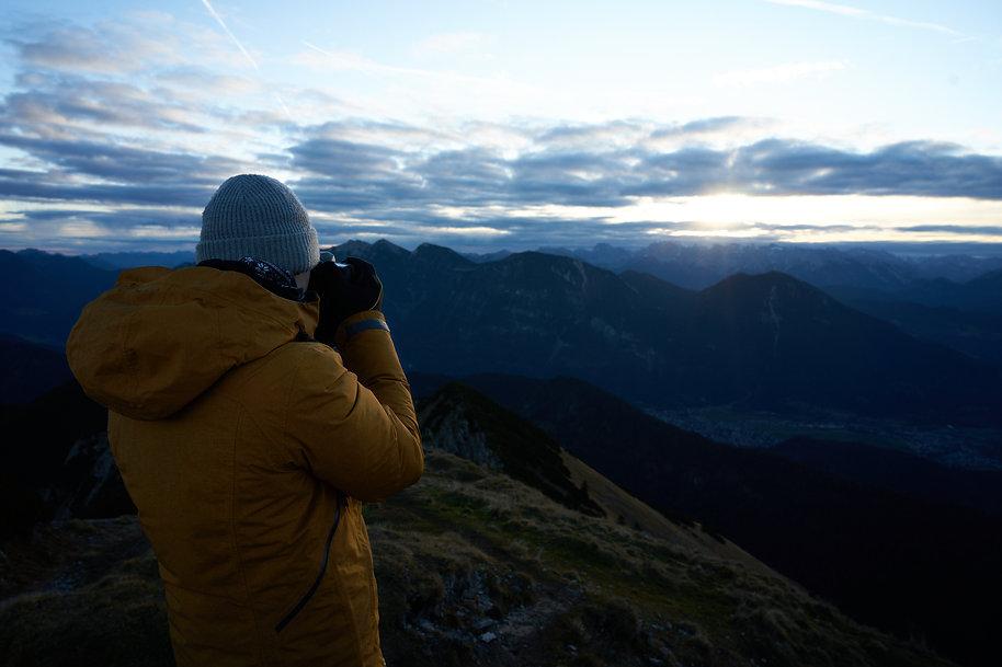 Fotografie Sonnenaufgang