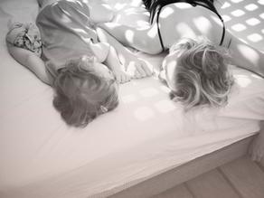 3 Gründe warum dein Baby bei dir schlafen sollte