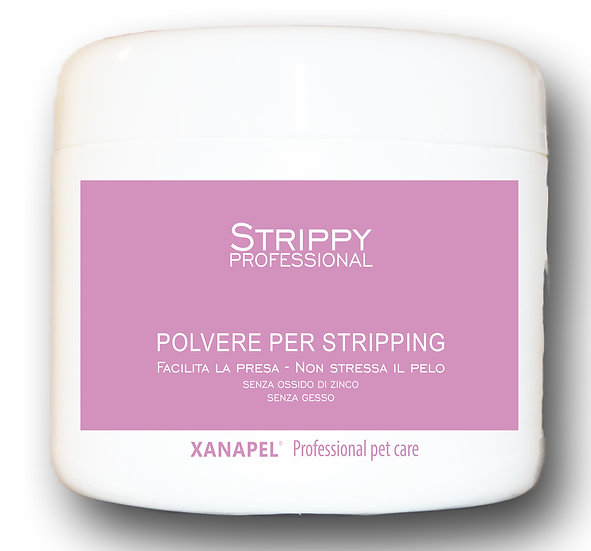 STRIPPY PRO - POLVERE PER STRIPPING