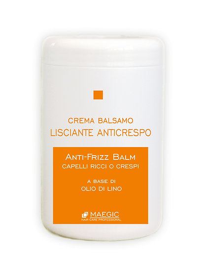 Crema Balsamo Lisciante Anticrespo