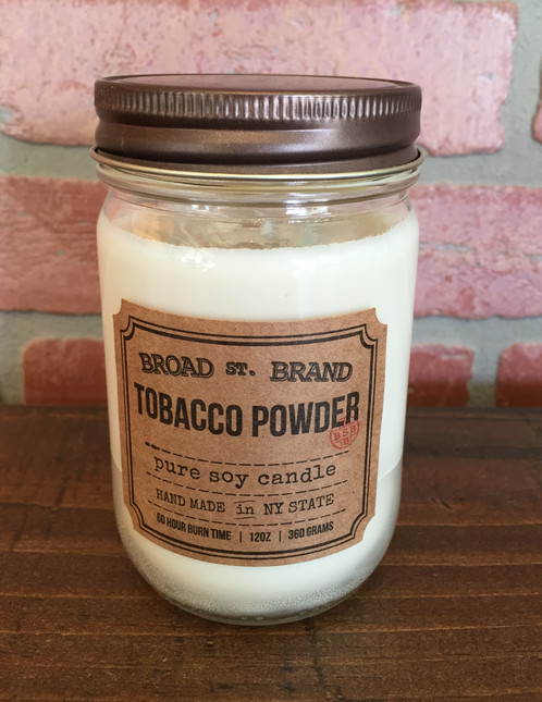 Broad street brand candles fletcher creations for Different brands of candles