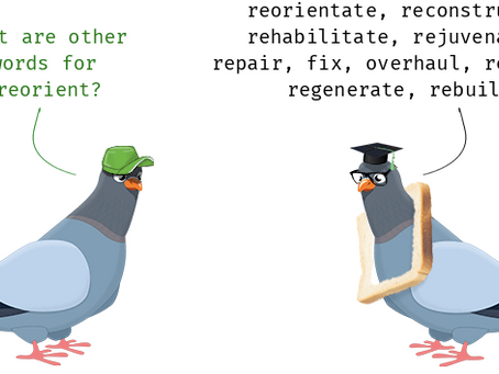 Re-orient (Re-Write)!