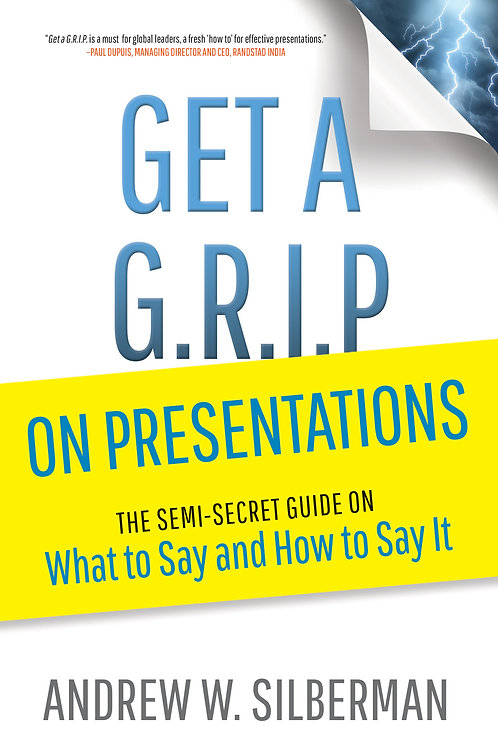 Get a G.R.I.P. on Presentations e-book