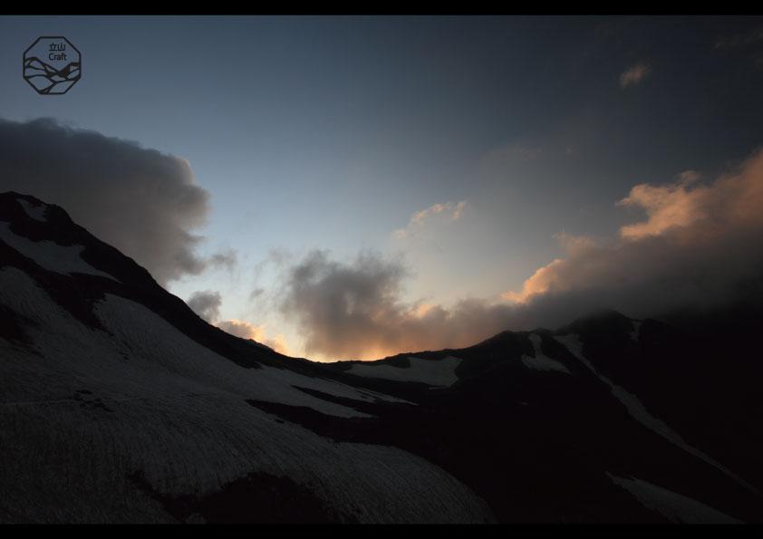 立山の四季 夕焼け.jpg