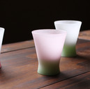 Ayako Sagiya glass works