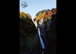 立山の四季 秋 称名滝.jpg
