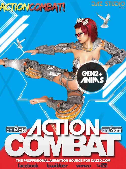 CGI Action Combat Vol.2