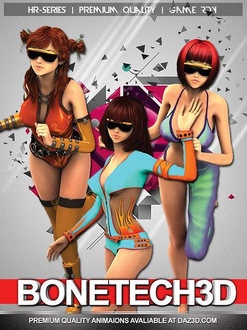 Locomotion Pro Animation Bundle Vol.3