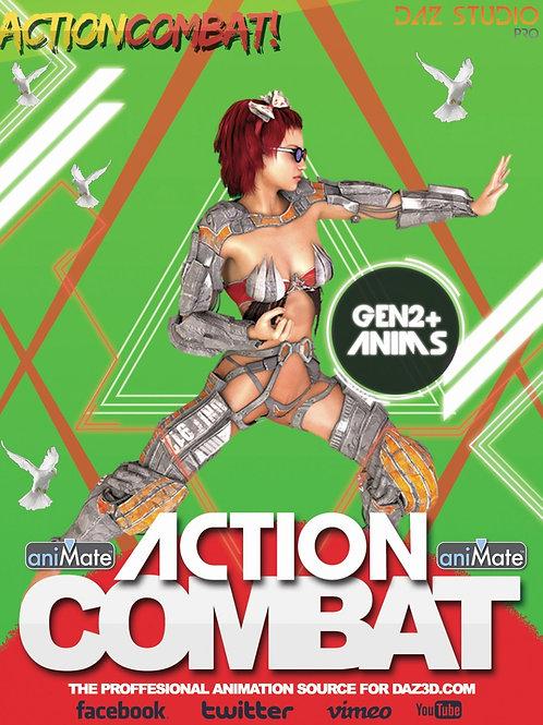 CGI Action Combat Vol.3