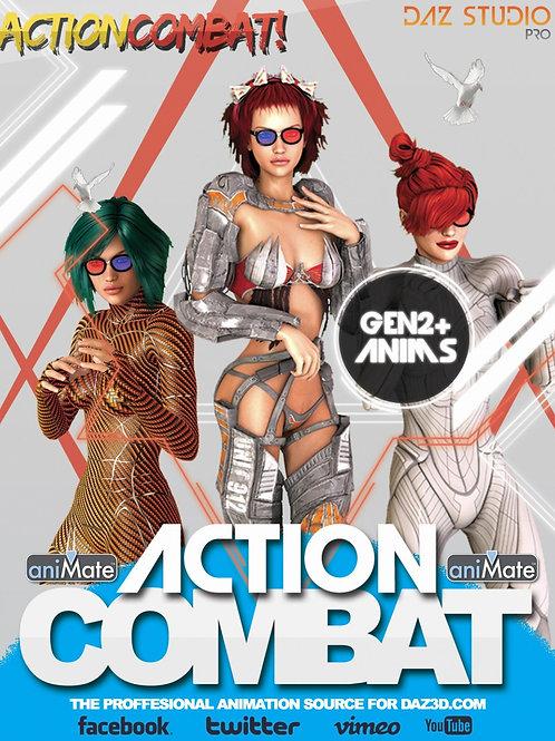 CGI Action Combat Vol.1