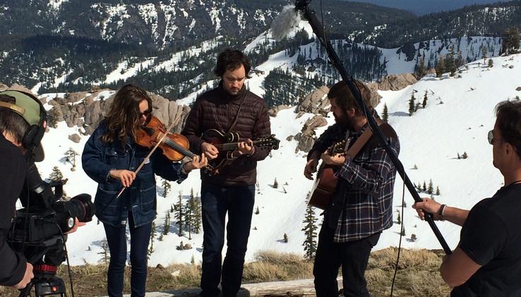 Mandolin Orange Lake Tahoe
