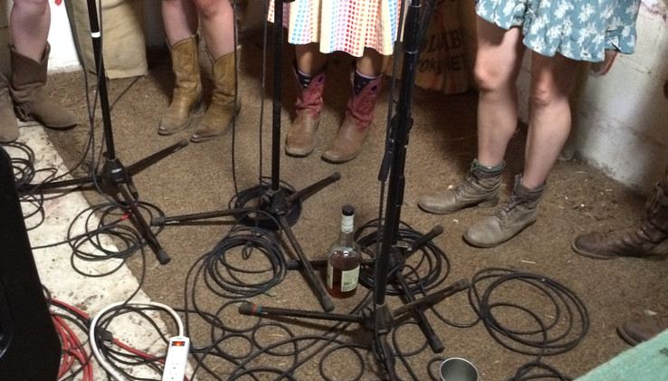 Cables and boots