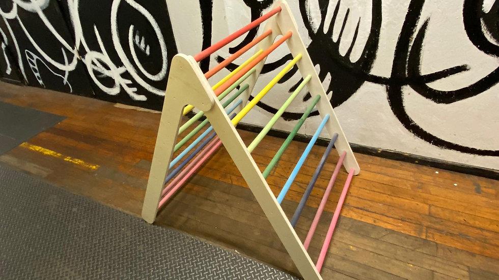 Pikler Triangle Rainbow (Jumbo)