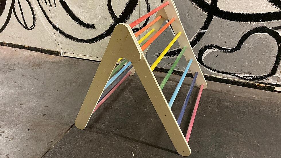 Pikler Triangle Rainbow (Standard)
