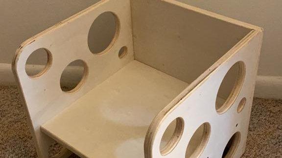 Montessori Cube Chair
