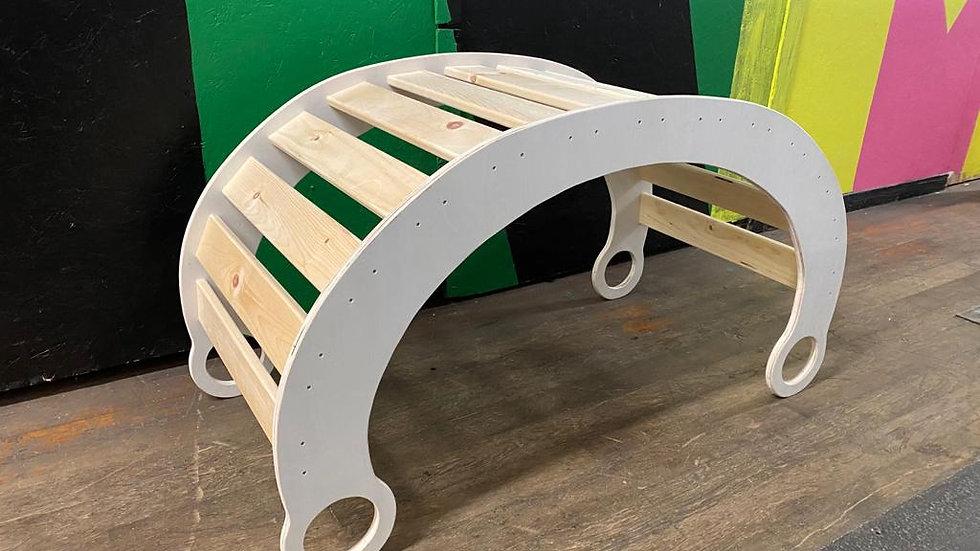 Arch Pikler Natural wood