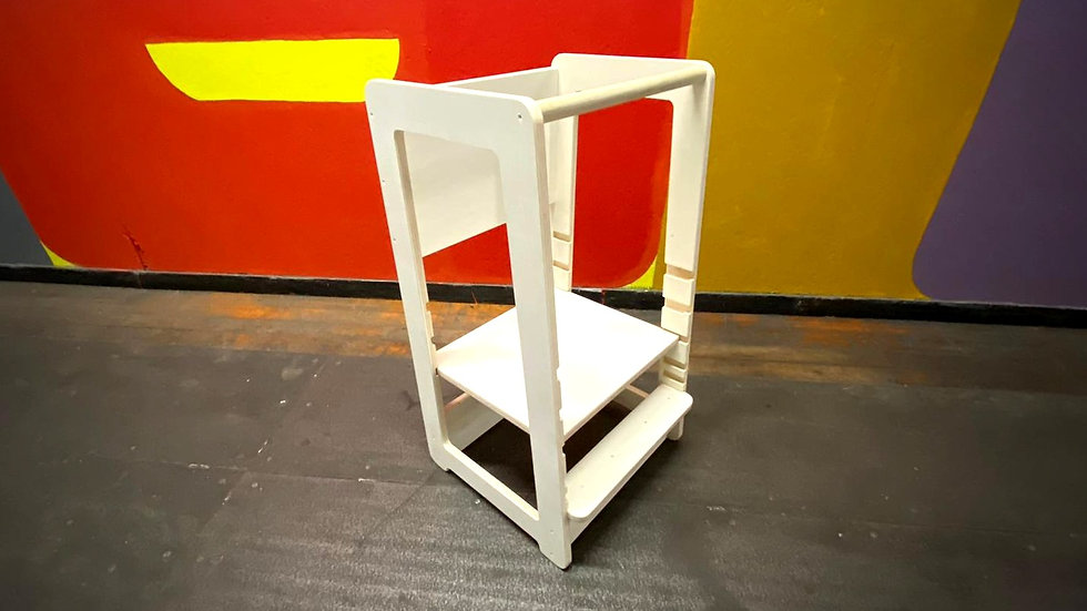 Adjustable Learning Tower - Stool