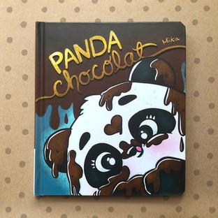 Panda chocolat