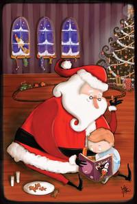 Lecture de Noël