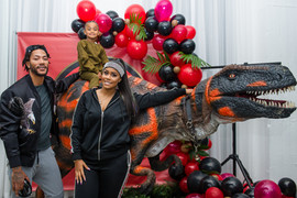 PJ's Jurrassic World 5th Birthday Experience
