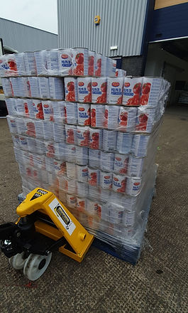 Food Supply from Fareshare