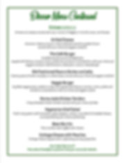 Dinner Menu Items - Welcome Book.jpg