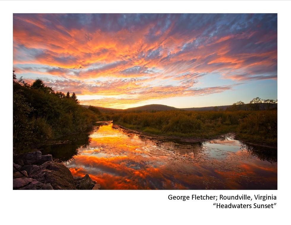 2020 Winners - George Fletcher - Headwat