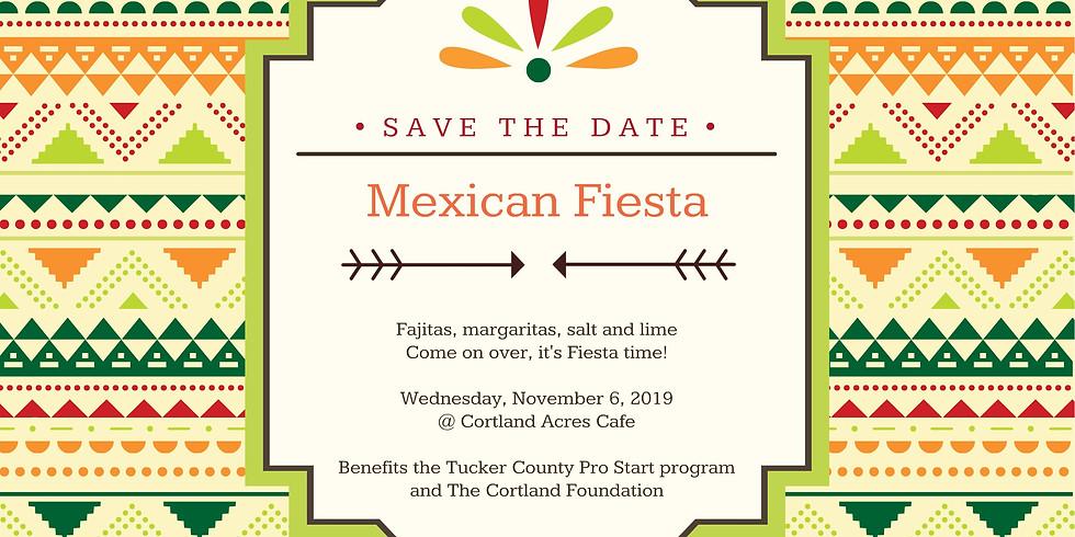 Mexican Fiesta - - P O S T P O N E D