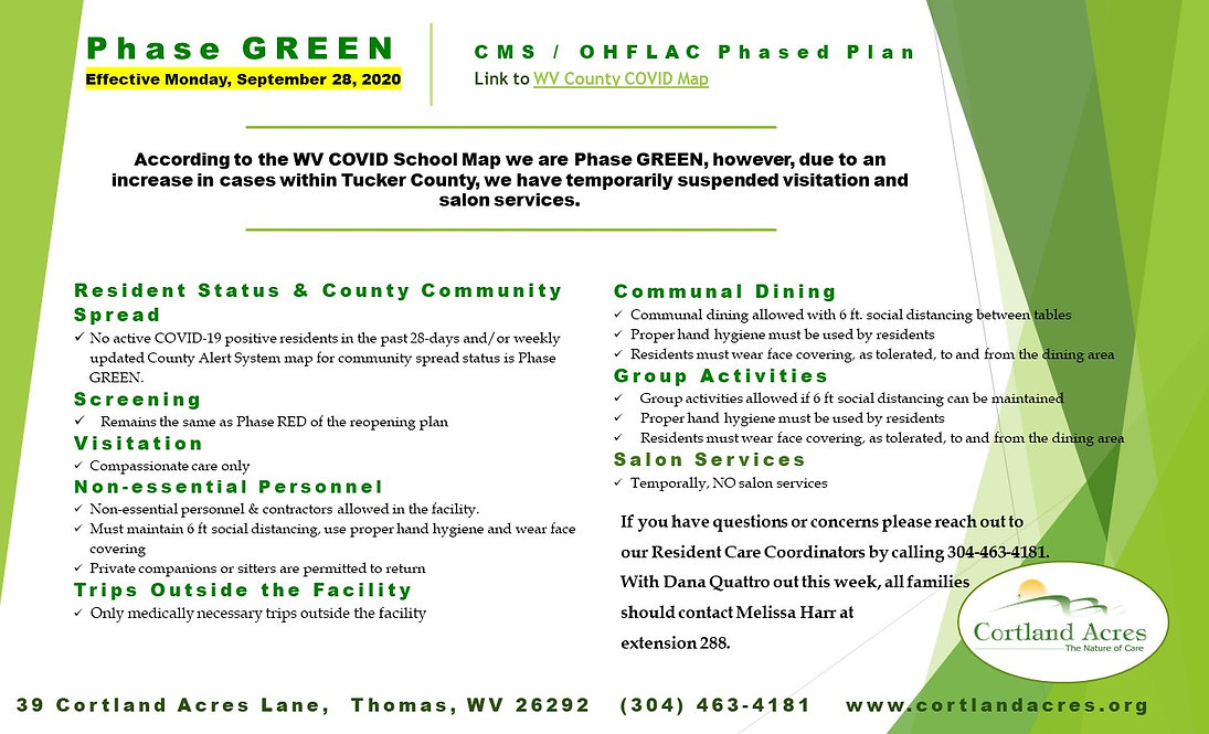NEW Phase Green Plan - Revised 9-28-20.j