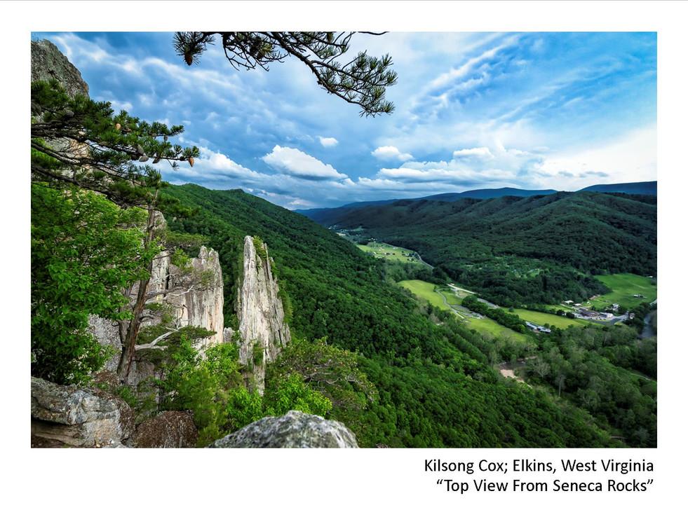 2020 Winners - Kilsong Cox - Top View Fr