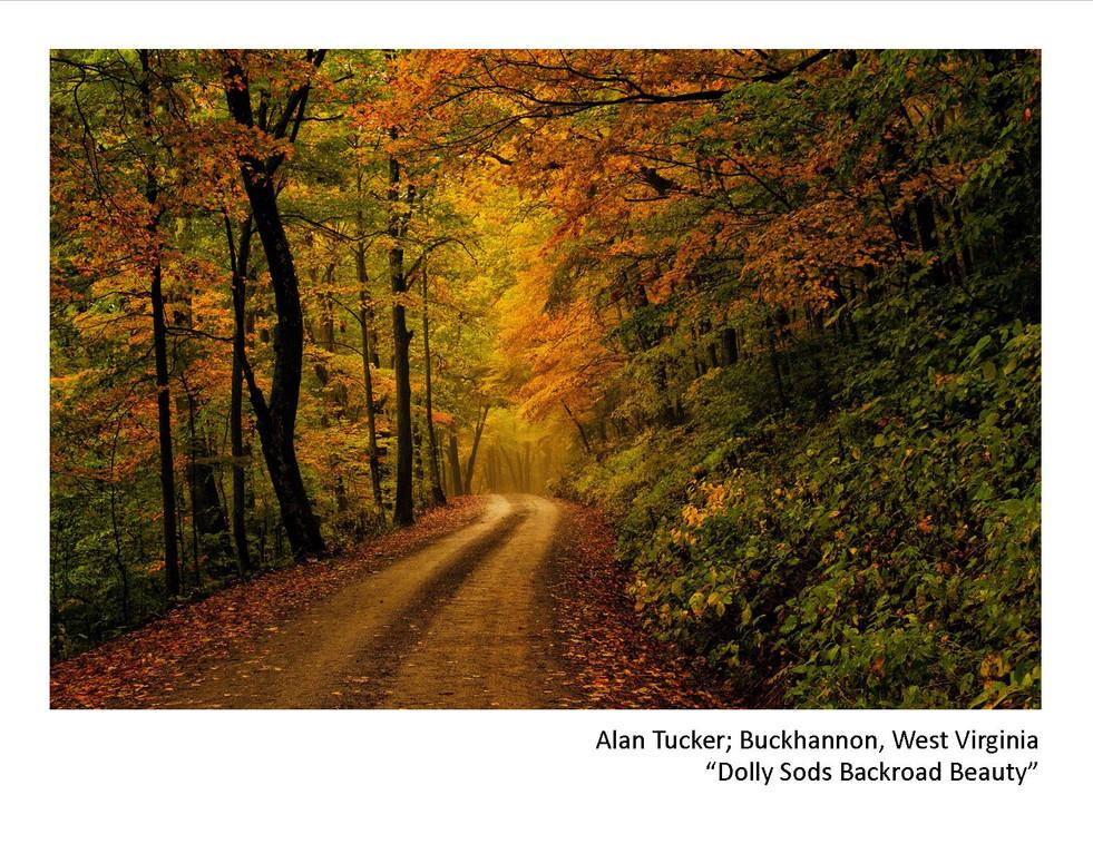 2020 Winners - Alan Tucker - Dolly Sods