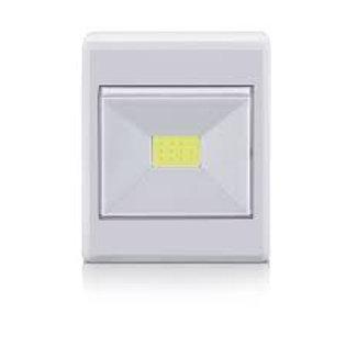 Luminária Miño 3w Botão 6500k