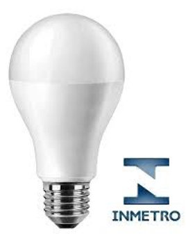 Bulbo 15w Bivolt com inmetro citificado