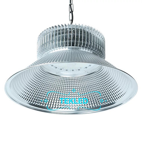 Luminaria Led Industrial Highbay 100w Branco 6500K