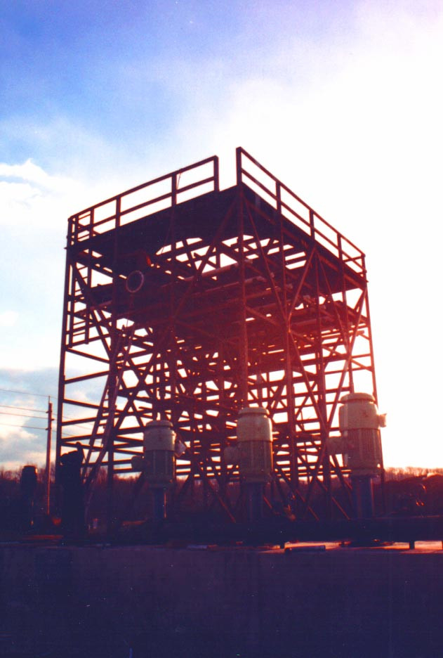 New Field Erected Cooling Tower