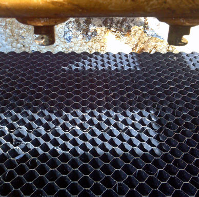 Cooling Tower Heat Transfer Surface Replacement