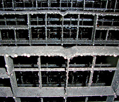 Cooling Tower Splash Fill Replacement